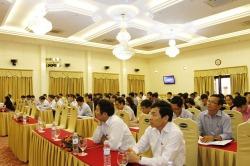 Hội thảo về Đấu thầu xây lắp trong Dự án_ảnh 9